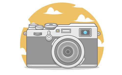 متى تم اختراع الكاميرا