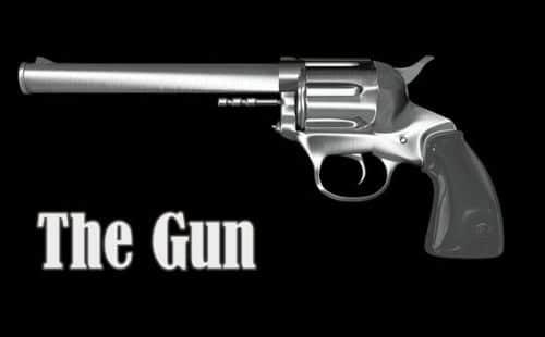 من اخترع المسدس