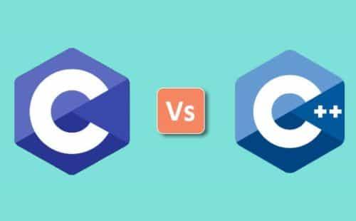 لغة البرمجة ال C والفرق بينها وبين C++