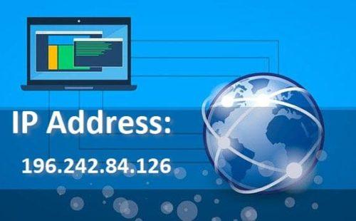 من ما هو عنوان IP