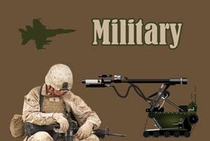تقنيات عسكرية