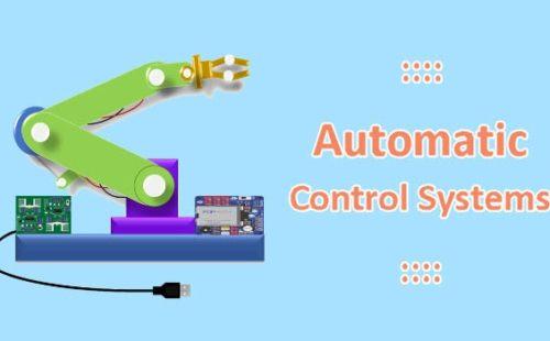 نظام التحكم الالي